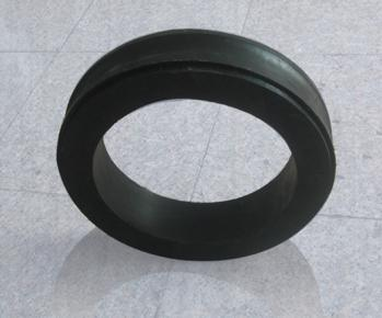 Rubber ring of Kelly bar